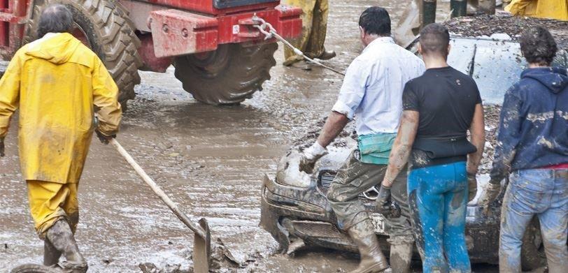 Risarcimento da Allagamento Alluvioni