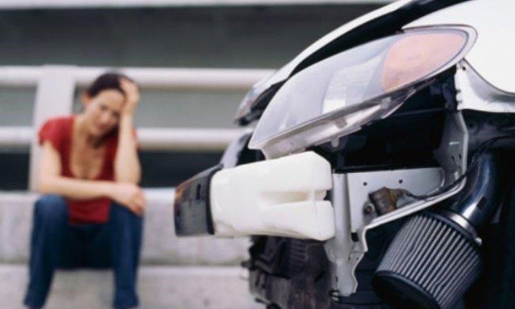 Incidente stradale veicolo Straniero
