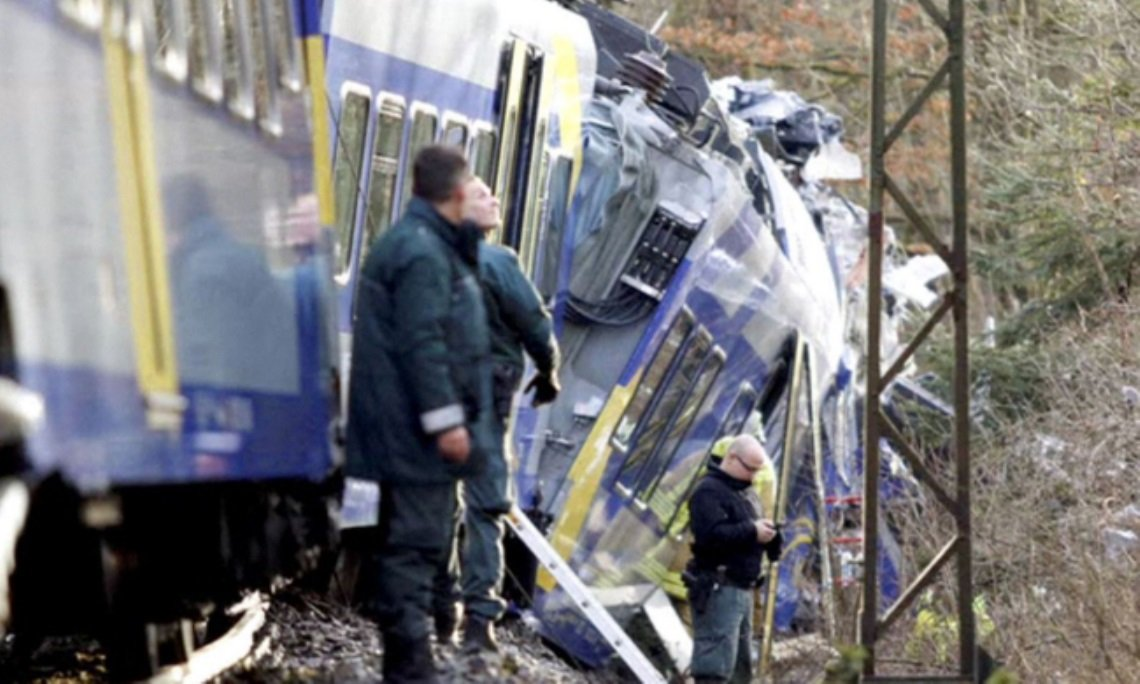 Risarcimento danni catastrofi ferroviarie